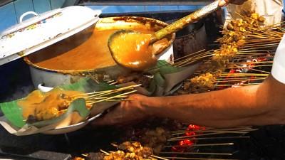 Wisata Kuliner Sumbar - Sate Darek (Padang Panjang)